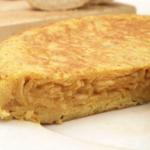 Tortilla de patatas de bolsa