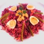 Ensalada de Remolacha y Cebolla con zanahoria … (Polaca)